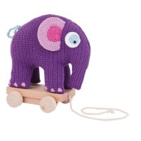 sebra_pull_along_elephant_purple