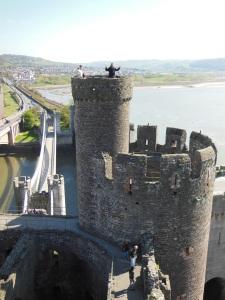Conwy Castle, Conwy, Wales