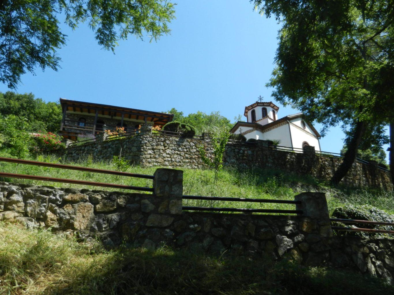 St. Naum, Macedonia