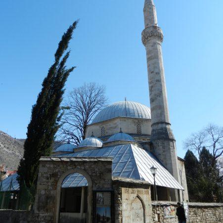 Mosque, Mostar, Bosnia