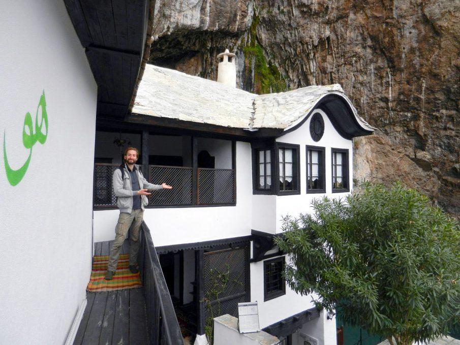Dervish Monastery, Blagaj, Bosnia