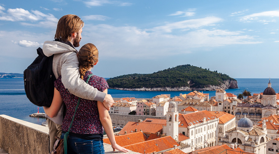 Ashleigh, Nathanael, Dubrovnik, Croatia