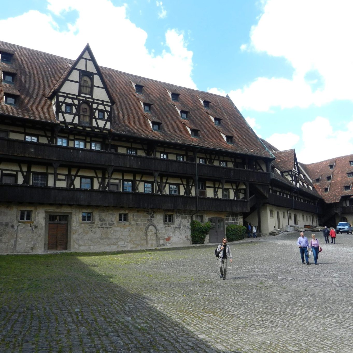 Hofhaltung, Bamberg, Germany
