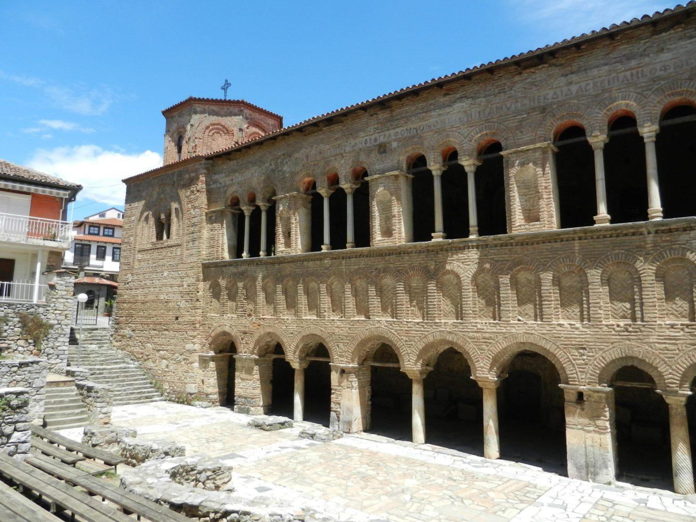 Church of Saint Sophia, Ohrid, Macedonia