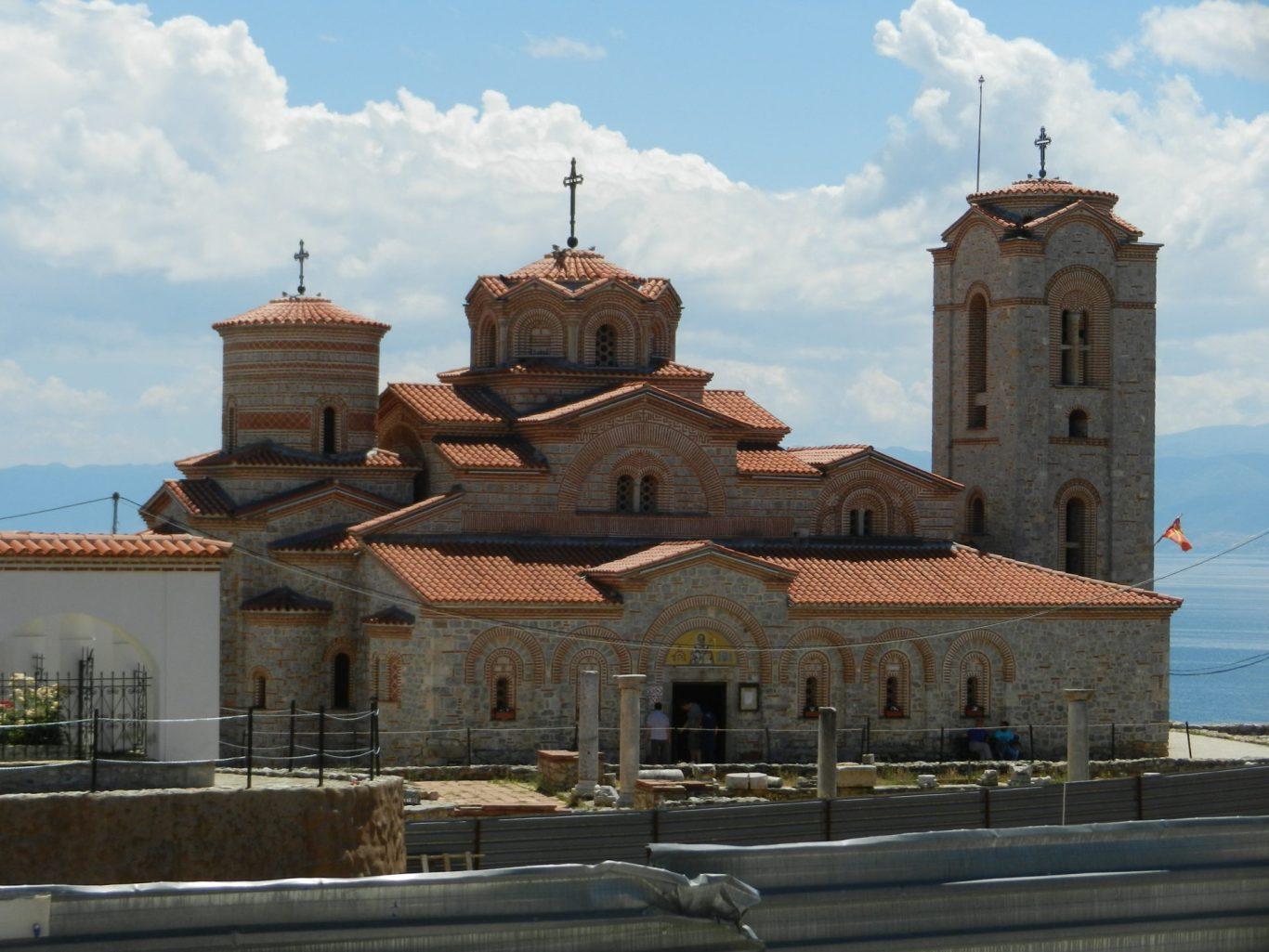 Church of Saints Clement and Panteleimon, Ohrid, Macedonia