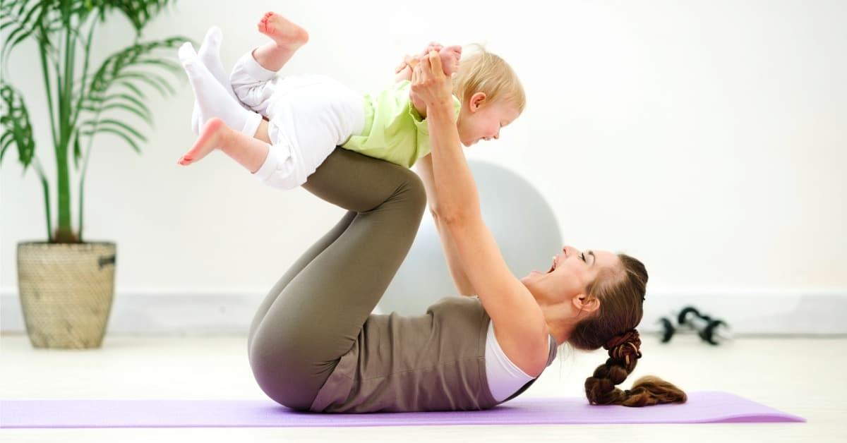 newborns and toddler