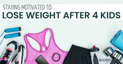 My story getting in shape after 4 pregnancies #weightloss #beforeandafter