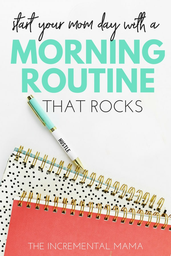 9 tips to create a morning routine that rocks #morningroutine #momhacks