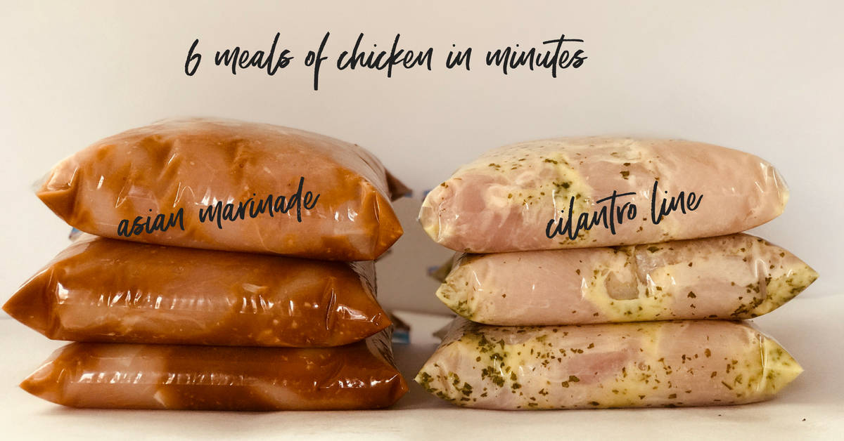 Crazy easy meal prep ideas for beginners