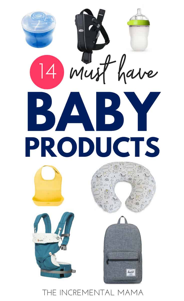 These must-have baby products are truly genius! Having 4 newborns in 4 years, these were the best, most useful products that I couldn't live without! #musthavebabyproducts #newbornproducts #newborn #bestbabyproducts