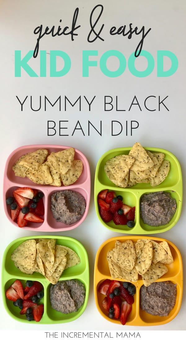 Quick, easy and healthy kid food #healthy #easykidfood #momhacks