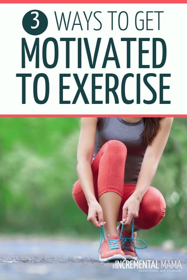 Get motivated to workout and create healthy habits with these 3 awesome tips. Whether you want to workout at the gym or at home, these ideas are sure to help you get into shape. #getmotivatedtoworkout #workoutmotivation #getinshape