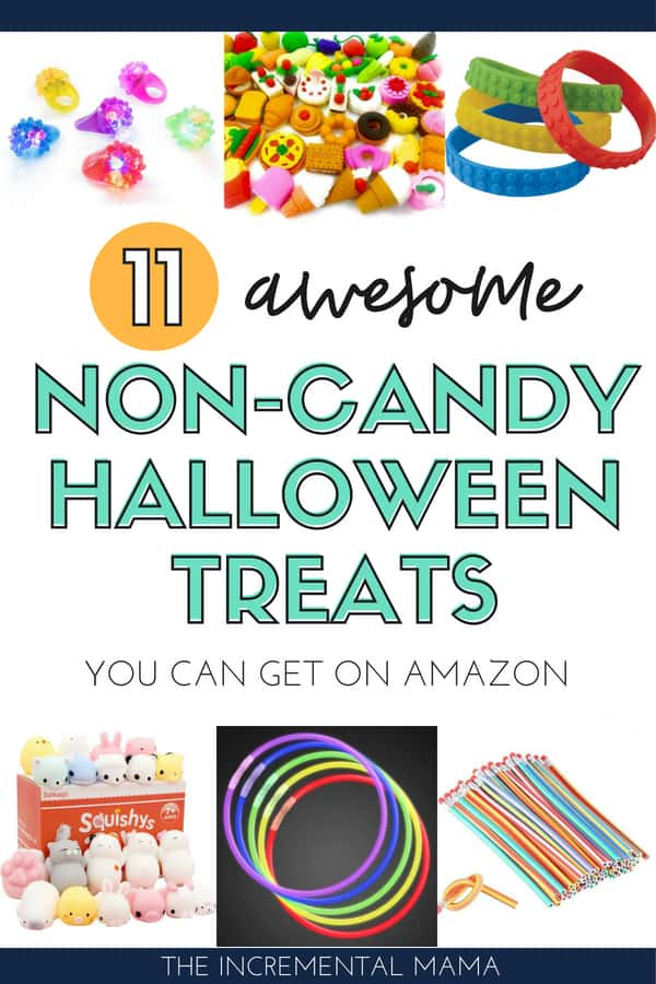 11 Non-Candy Halloween Treat Ideas For Kids