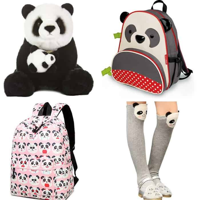 panda gifts for girls