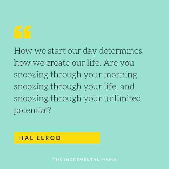 Hal Elrod quote