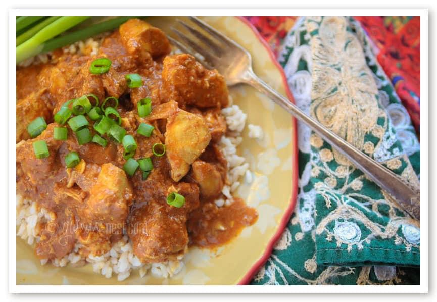 butter chicken slow cooker recipe