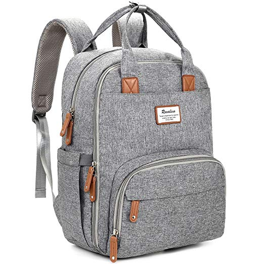 best diaper bag backpack for toddler and newborn (on a budget)