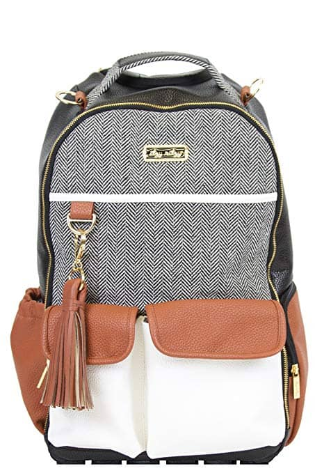 best diaper bag for toddler and newborn - itzy ritzy backpack