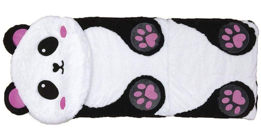 panda sleeping bag