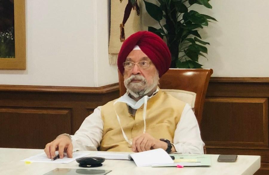 Hardeep Puri India News