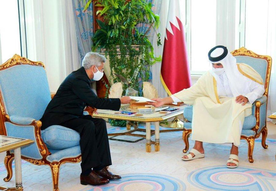 Dr S Jaishankar Qatar