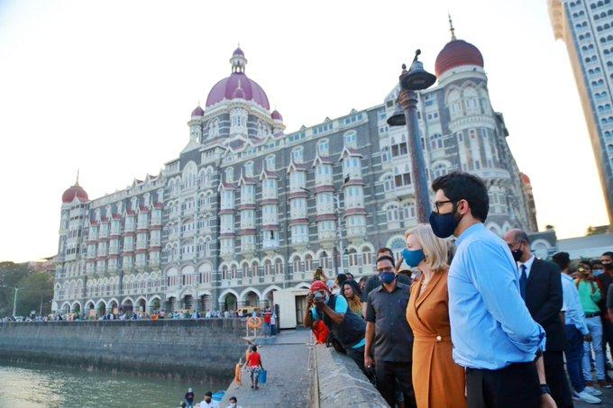 Aaditya Thackeray India News