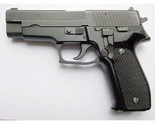 SIG P226 XM9 (Image Sigarms).