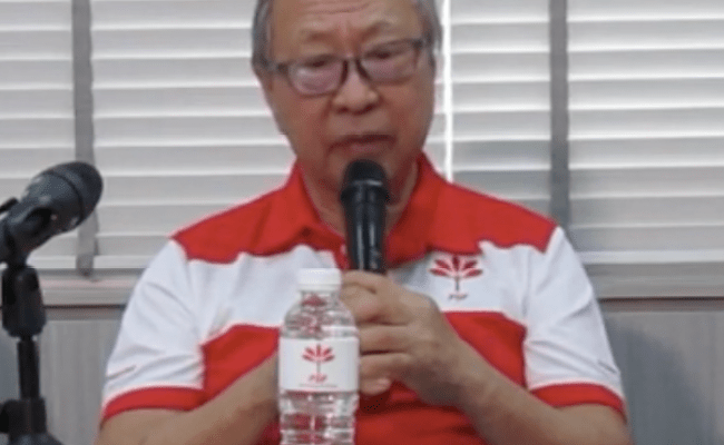 Glgt Dr Tan Cheng Bock Predicts Elections Likely To Be