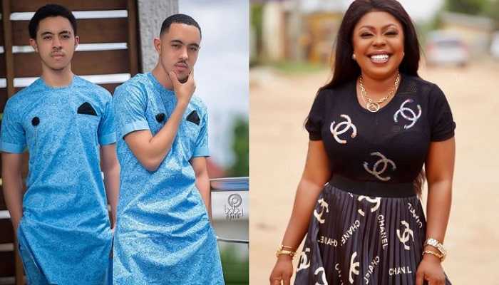 Sometimes I wish your dad was here' – Afia Schwarzenegger gets emotional as  she flaunts her twins