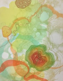 Lauren Kussro, The Concentric Nature of Color
