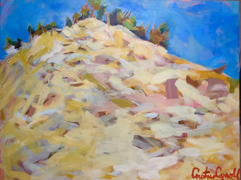 Erosion. Courtney Carroll