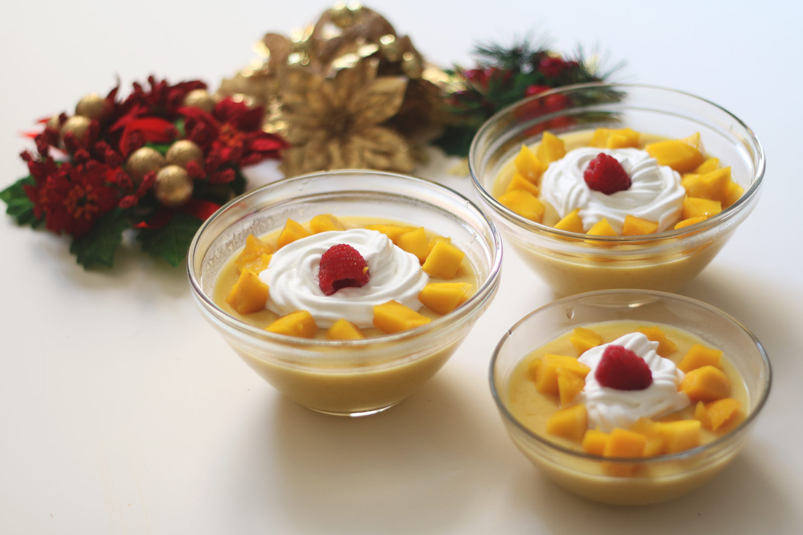 Mango Pudding Dessert Recipe The Indian Claypot