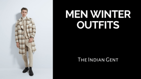Men Winter Outfits