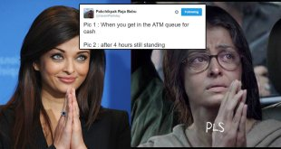 How People Are Reacting To Long Queues Outside Banks & ATMs On Twitter
