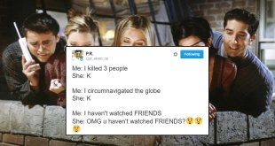 16 Jokes About Friends Series That Couldn't Be More Relatable