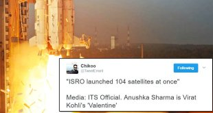 Tweets About ISRO Historic Satellite Launch Will Make You Laugh