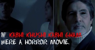 How Different Kuch Kuch Hota Hai Would Be If It Were Horror Movie
