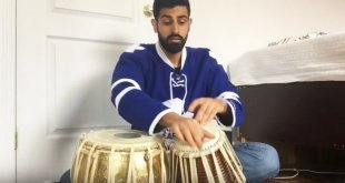 Internet Is Falling In Love With This Tabla Cover Of Shape Of You