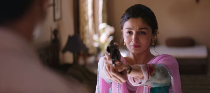 Alia Bhatt in Raazi trailer