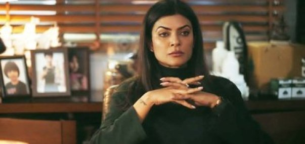 sushmita sen looking angry in this still from the trailer
