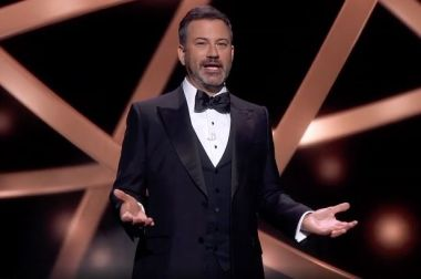 in picture host of emmys 2020 jimmy kimmel