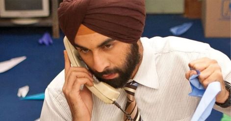 ranbir kapoor as the character harpreet singh bedi in a still from the film Rocket Singh: Salesman of the Year