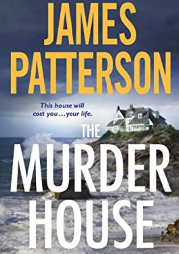 coverpage of the book 'The murder house'