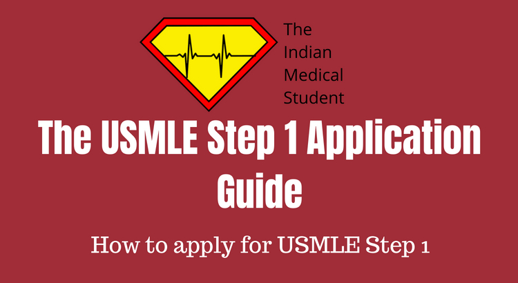 The  6 Step  USMLE Step 1 Application Guide for IMGs - How to apply 3198577695869