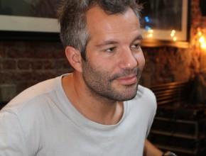 Jérémie, l'un des fondateurs du Café Zoé