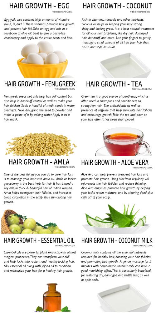 egg treatment for hair growth