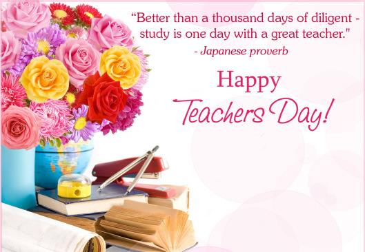 Quotes About Teachers Day In English - Motivational Qoutes