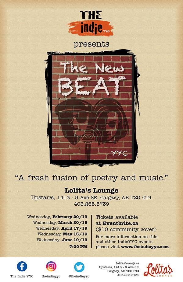 The New Beat calendar
