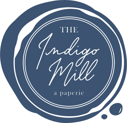 The Indigo Mill Logo