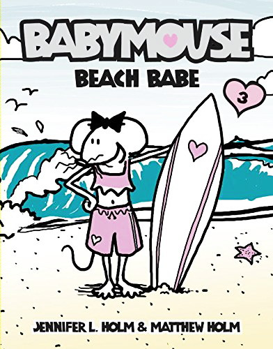 Punkee Says: Babymouse – Beach Babe